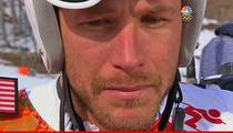 Bode Miller -- Don't Blame Reporter For Painful Olympics Interview ... BLAME NBC