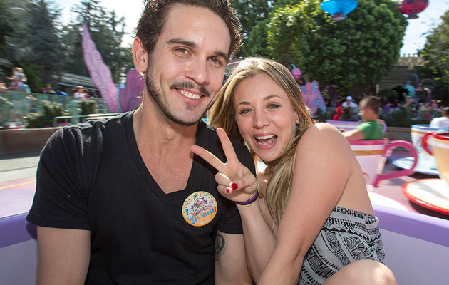 Photos: Kaley Cuoco & Ryan Sweeting Celebrate Mini Honeymoon at Disneyland