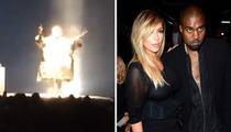 Kanye West -- Don't Hate Me For Loving White(ish) Chick Kim Kardashian