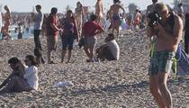 Papa Joe Simpson -- Makes Hot Young Man His Beach
