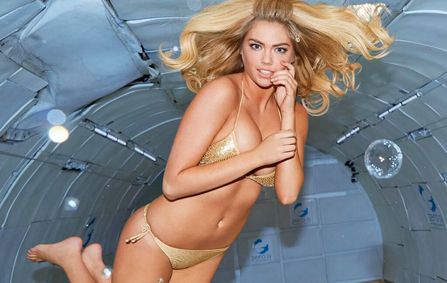 Kate Upton Defies Gravity In Amazing Sports Illustrated Spread