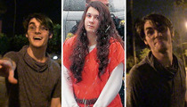 RJ Mitte -- Serial Killers Can Be Funny Too ... Maybe?