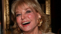 Barbara Walters -- Offered Serious Dil-Dough for Black Vibrator