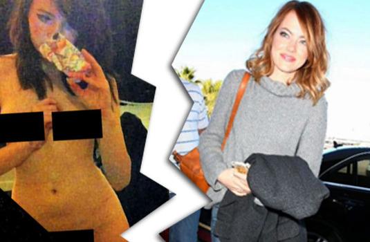 Эмма стоун украденные фото хакеры