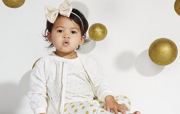 Kute! See Sneak Peek of New Kardashian Kids Line!