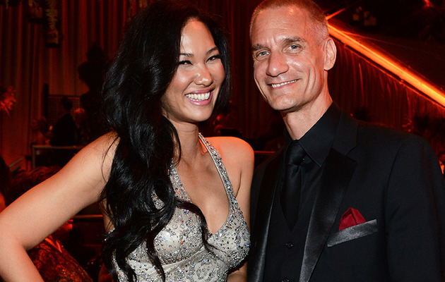 Kimora Lee Simmons Marries Tim Leissner!