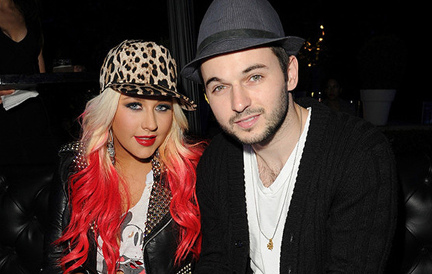 Christina Aguilera Is Pregnant, Expecting First Baby with Fiance Matt Rutler!
