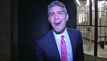 Andy Cohen -- My Favorite Part of the Olympics ... BOB COSTAS' EYE!!!