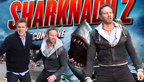 'Sharknado 2' -- Oh, the Horror, Sequel Acting Begins in NYC