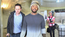 Usher In No Mood To Celebrate Conviction of His Stepson's Killer