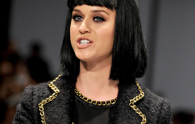 Katy Perry Booed at Milan Fashion Week -- See the Video!