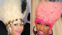 Nicki Minaj Sued -- Her Hair Guy Wigs Out