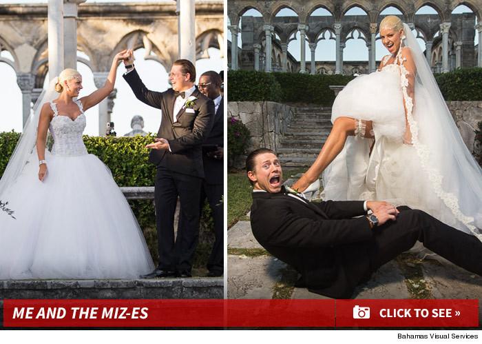 Wwe Superstar The Miz My Wedding Was Awesome