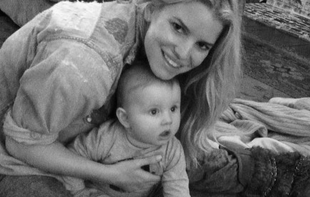 Jessica Simpson & Donald Faison's Baby Boys Pose for Cutest Instagram Pic Ever