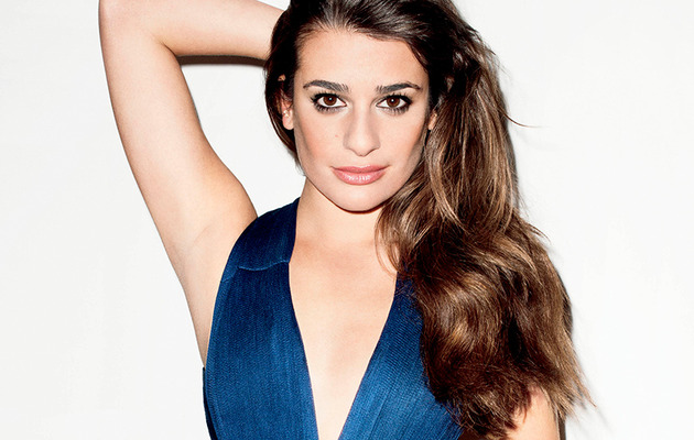 Lea Michele Shows Some Skin In Provocative New Photo Shoot