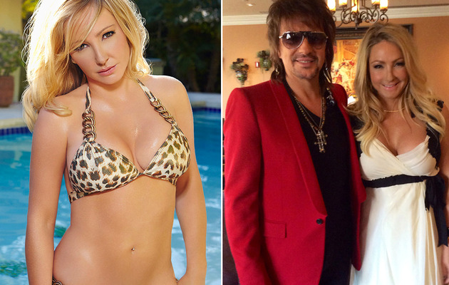 Richie Sambora Designs SEXY Swimwear -- See the Hot Bikinis