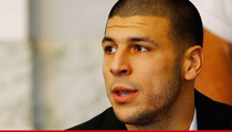 Aaron Hernandez -- ATTACKS INMATE at Bristol County Jail