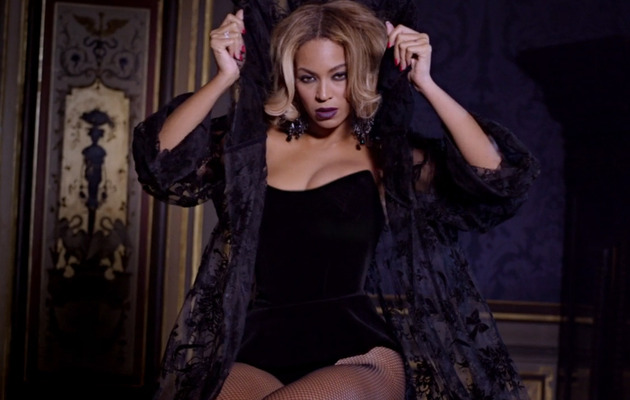 "Beyonce Seduces Jay-Z in ""Partition"" Video!"
