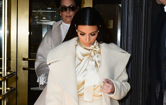 So, Is Kanye West Dressing Kris Jenner Now Too?