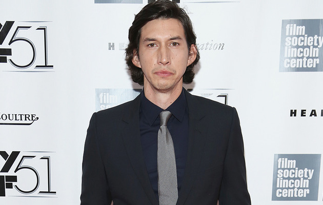 """Girls"" Star Adam Driver to Reportedly Play New ""Star Wars"" Villain"