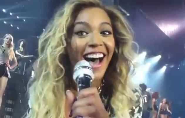 Beyonce Sings Happy Birthday To One Very Lucky Fan!