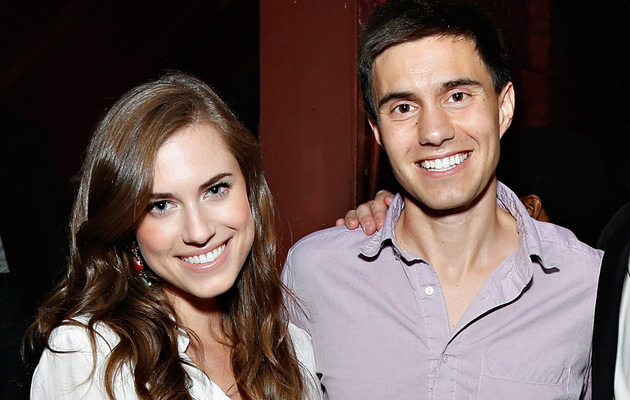 """Girls"" Star Allison Williams Engaged to Ricky Van Veen!"