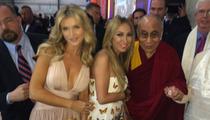 Joanna Krupa -- The Dalai Lama Didn't Move Me
