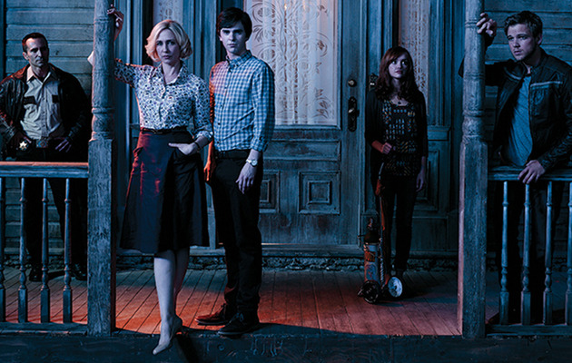 """""""Bates Motel"""" Season Two -- Who's Getting Lucky?"""
