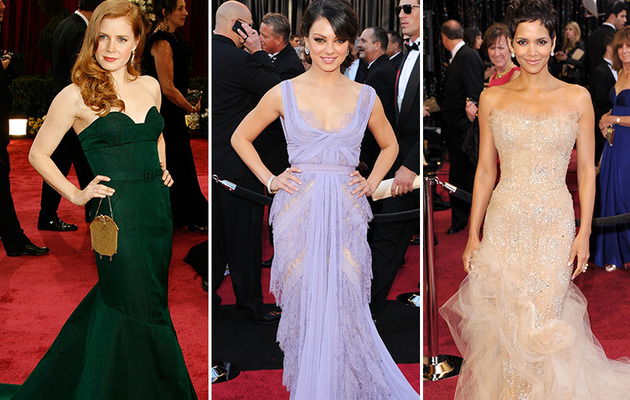 See the Best Dressed Stars of Oscars' Past!
