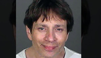 Chris Kattan -- Charged With Driving While High