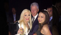 Bill Clinton -- SURROUNDED BY HOOKERS