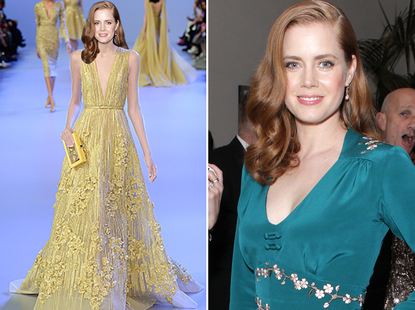 2014 oscar fashion predictions what amy adams j law amp more should