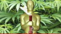 Academy Awards -- Weed Biz Booming ... With Oscar Partying Celebs
