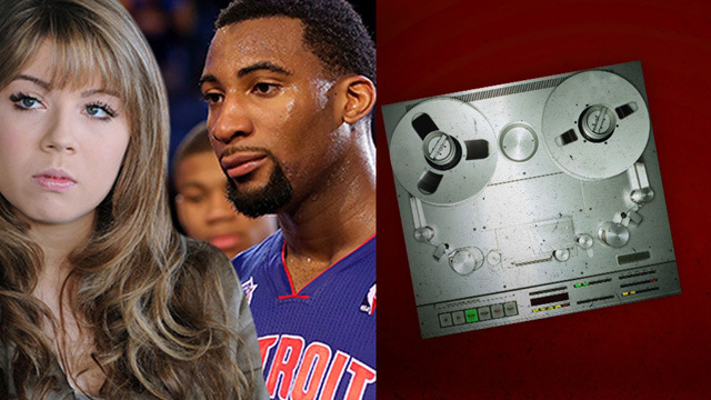 icarly star jennette mccurdy puts andre drummond on