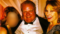'Crack Mayor' Rob Ford -- Loaded with Chick Magnets At Oscar Party
