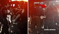 Jamie Lee Curtis -- Responders Rescue Lifeless Friend ... During Backseat OD [Video]