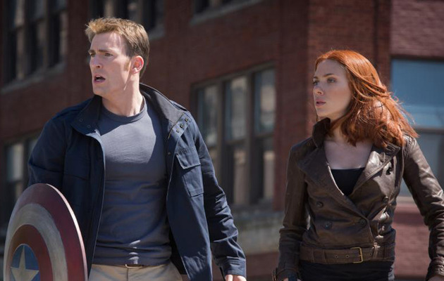 "The Winter Soldier Causes Chaos in New ""Captain America"" Teaser!"