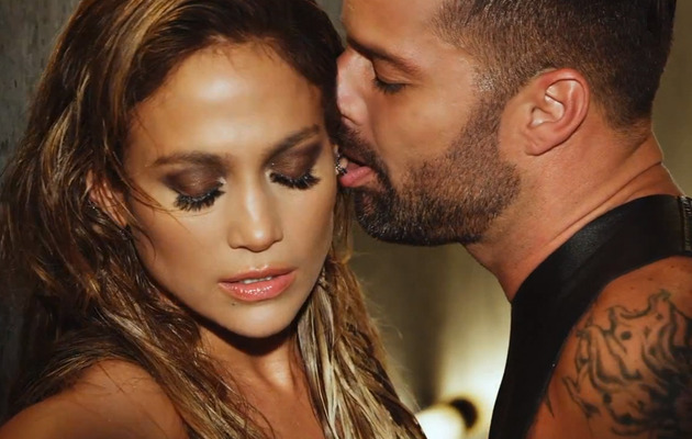 Jennifer Lopez & Ricky Martin Sizzle In HOT New Music Video
