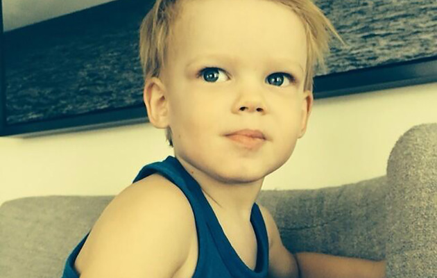 Hilary Duff Shares Adorable Snapshot of Luca -- He's So Big Now!