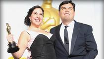 'Frozen' Oscar Winner -- My Statuette is Super Cocky