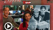TMZ Live: Bill Clinton & 'Cathouse' Stars ... How Hookers Snatched Photo with Ex-Prez