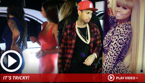 Tyga -- Aint' No Fun If the Hoochies Can't Have None
