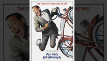 Pee Wee Herman -- Famous Movie Bicycle Can Be Yours