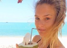 Bar Refaeli -- Naked and Not Afraid