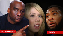 MTV Star -- Andre Drummond Got PLAYED By 'Ratchet Ho' From 'iCarly!'