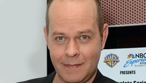 Gunther From 'Friends' -- Dragged His Feet for a Decade ... But Finally Files for Divorce
