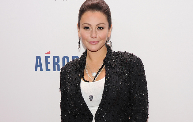 "Jwoww Shares Sonogram Picture, Says Her Baby Is ""Dramatic"""
