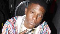 Lil Boosie -- FREE AT LAST... Rapper Released From Prison