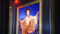 Elizabeth Taylor -- Gay Bar War Over Shrine Portrait