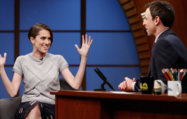 "Allison Williams Says Fiance's Proposal Was a ""Complete Surprise"""